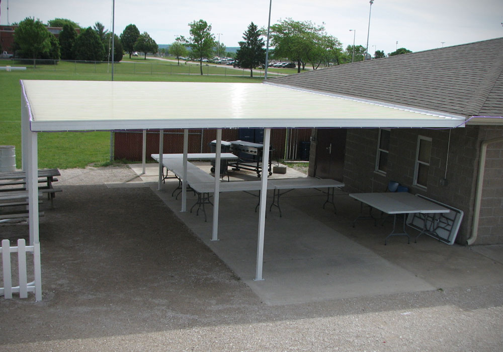 RESIDENTIAL Northrop Awning pany
