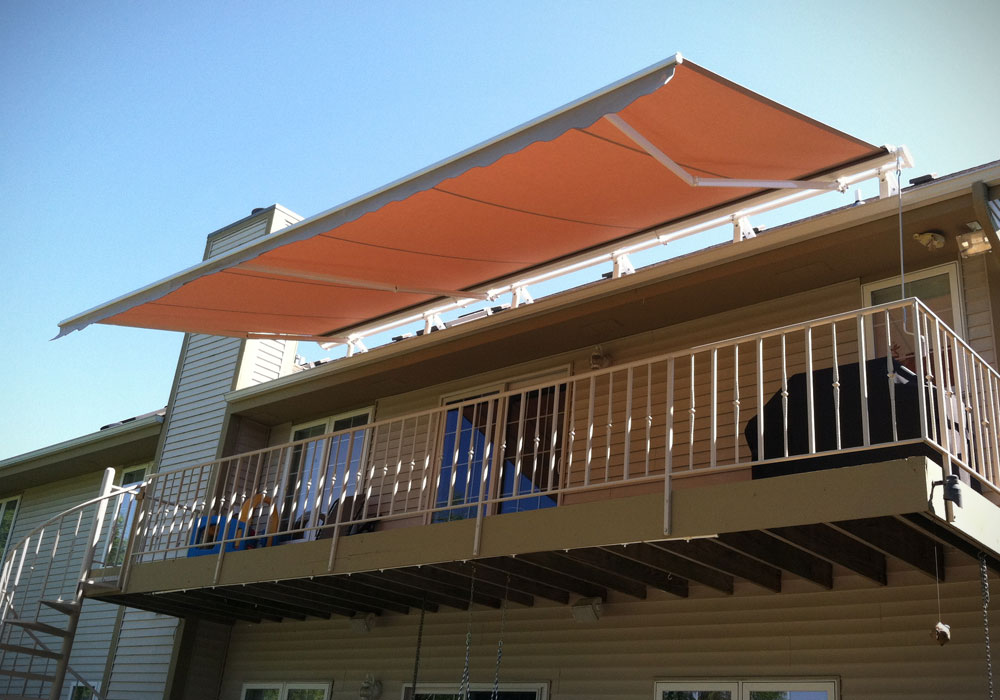 Retractable Awnings Residential Retractable Awning