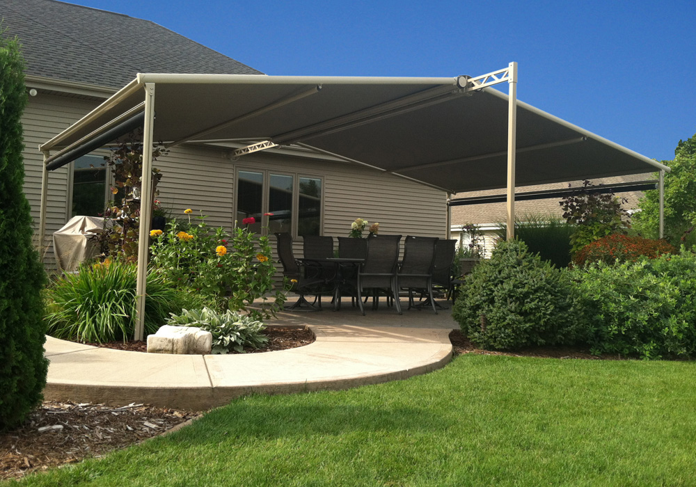 Cost Of Sunsetter Awning